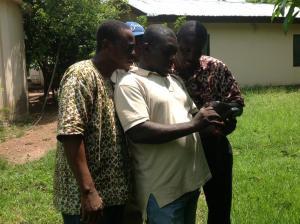 Farmers leaders_Ghana