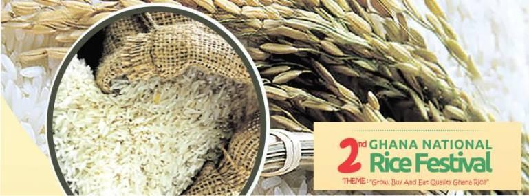 2nd Ghana Rice Festival